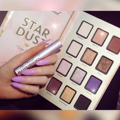 The Too Faced Stardust by Vegas Nay Collection! This ULTA Limited Edition EXCLUSIVE is available at ulta.com in Ulta #regram #vegasnay4toofaced #ultabeauty #toofaced
