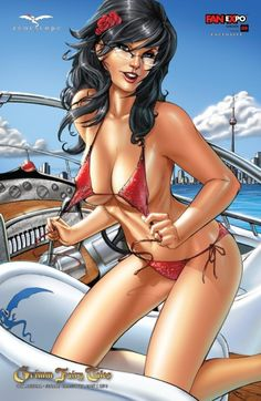 GRIMM FAIRY TALES 2011 ANNUAL LTD 500 FAN EXPO EXCL