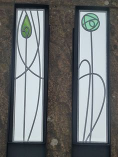 Absolutely gorgeous rennie mackintosh style mirrors handmade by greeneyeglass.co.uk Stained Glass Designs, Stained Glass Projects, Stained Glass Patterns, Stained Glass Art, Stained Glass Windows, Mosaic Glass, Fused Glass, Scrap Wood Art, Art Nouveau