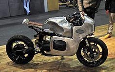 RocketGarage Cafe Racer: Bolido - BMW R1150