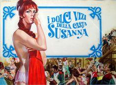 I DOLCI VIZI DELLA CASTA SUSANNA - Mario Piovano