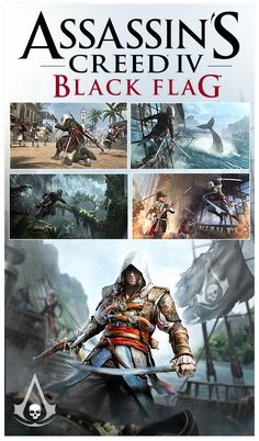 Assassin's Creed 4: Blackflag for Playstation 4, PS4 by Amazon