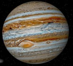 In Sanskrit, Jupiter is known as Bhrahaspati or Guru. Said to be the intellect,speech of cosmic bodies in Upanishads,Jupiter is also called Brahma in the Vishnu Purana ! How many of you have Jupiter as your birth planet ? Space Planets, Space And Astronomy, Great Red Spot, Jupiter Planet, Astronomy Pictures, Planets And Moons, Galaxy Art, Our Solar System, Home Learning