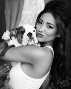 Love seeing mixed celebs like Shay Mitchel. I think the Asian and Caucasian mix is always beautiful.