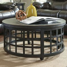 nice cool Signature Design by Ashley Marimon Coffee Table by www.cool-homedeco......