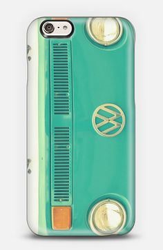 Vintage VW phone case