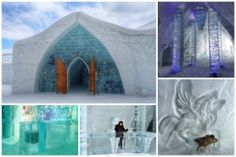 What's It Like To Sleep At An Ice Hotel? My Hotel de Glace Review