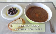 A delicious traditional Greek dish with lentils. Legumes are a very healthy choice for our diet.  Lentils in particular are a rich source of fiber and lean protein. They supply our body with vitamins, minerals, folate and iron, all essential for supporting our immune system. They have huge antioxidant power and they are characterized as … Continue reading Lentils' soup – A traditional Greek dish