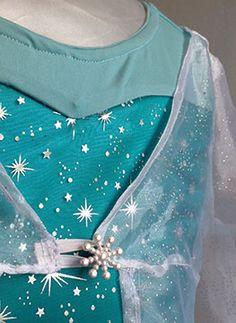 DIY Elsa the Ice Queen Costume