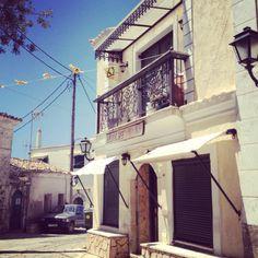 Corfu, Greece Corfu Greece, Greek Islands, Planet Earth, Planets, Mansions, House Styles, Vintage, Home Decor, Greek Isles