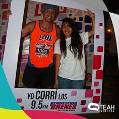 Photobooth para Carrera Ferretería Brenes Lanco.
