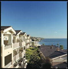 The prevalence of the California adaptation of the style is found at Montage Laguna Beach, a resort overlooking the Pacific Ocean.