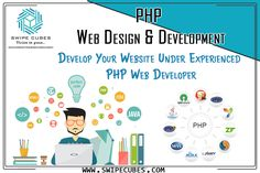 Develop your website under experience #php developer only at SwipeCubes Softs