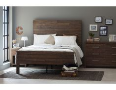 melbo queen size bed