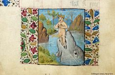 Book of hours, MS M.32 fol. 5v - Images from Medieval and Renaissance Manuscripts - The Morgan Library & Museum