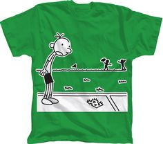 Diary of a Wimpy Kid tee #getbacktobealls