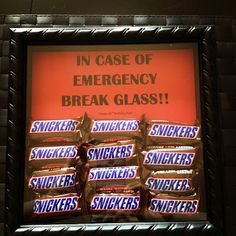 Gift for a snickers lover. This could be used for any type of candy! :)