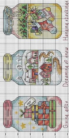 68 Ideas For Embroidery Patterns Free Needlework Cross Stitch Cross Stitch Christmas Ornaments, Xmas Cross Stitch, Cross Stitch For Kids, Cross Stitch Cards, Cross Stitching, Cross Stitch Embroidery, Hand Embroidery, Cross Stitch Free, Geometric Embroidery