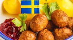 Nyilvánosságra hozta az IKEA a húsgolyó receptjét Food Court, Pretzel Bites, Ikea, Rolls, Candles, Meatball, Canning, Ethnic Recipes, Ikea Co
