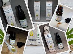 CBD-Öl Vollspektrum von MÃLAMA® Cannabis, Neck Pain