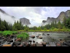 Yosemite Time Lapse HD