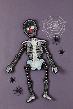 Griezelen met Halloween   borduren editie 75-2021