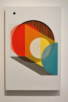 Christopher Derek Bruno's Geometric Compositions | Trendland: Fashion Blog