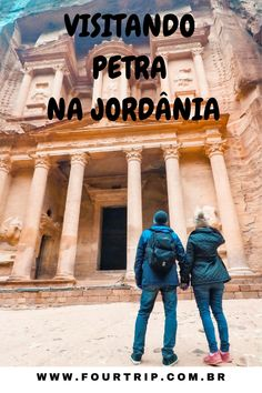Guia completo sobre Petra, Jordânia: Uma das Sete Maravilhas dos Mundo. #petra #petrajordania #jordania #asia #ruinasdepetra Petra, Travel Inspiration, Posts, Places, Movies, Movie Posters, Family Trips, Travel Tips, World Seven Wonders