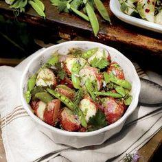 Garden Potato Salad | MyRecipes.com