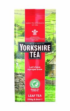 Taylors of Harrogate, Yorkshire Tea, Loose Leaf, 8.8-Ounce Packages (Pack of 6) * For more information, visit image link.