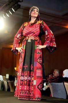 Palestinian costumes