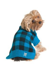 Mad for Plaid Sweater - Gilt Home