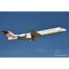 Virgin Australia Fokker 100