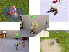 Mod The Sims - Toddlers Extra Activities