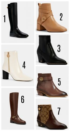 Fall 2020 Boots Edit for Every Style and Budget I DreaminLace.com