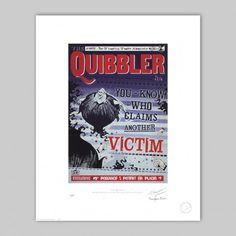 MinaLima: The Quibbler