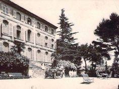 Villa blanche (Villa Gaby) une des plus belles et plus célèbres « folies » de la Corniche Kennedy