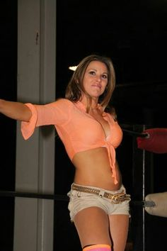 Opinion, interesting Mickie james nice looking variant does