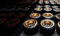 Lotus F1 Team uses OZ Racing Wheels! #OZRACING