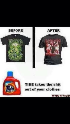 EVEN THO I FREAKING LOVE BMTH, this is just to great to give up. Cannibal corpse is FREAKING GREAT also