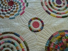 Circle Back in Time - Amazing Quilting