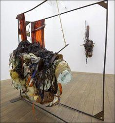 Peter Buggenhout | Critique | Contes invertébrés | Paris 3e. Galerie Laurent Godin