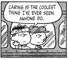 Peanuts--#inspiration #caring