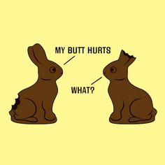 Happy Friday! ;) Who else is going to enjoy some #FairTrade #chocolate this weekend?! http://fairtrd.us/LzvFVs #Easter #April #TGIF #EasterBunny