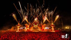 Intents Festival 2015 - StageDesign by BigVis