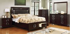 Balfour 5 PC Bedroom Set by Furniture of America