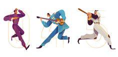 Rafael Mayani Illustration - New Stuff