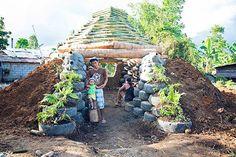 Fiji Earthship