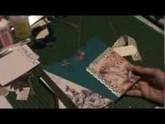 SCRAPBOOKING: Agenda para Projetos Tutorial parte 5