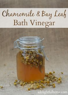 Chamomile and bay le